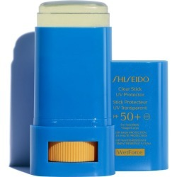 Shiseido Clear Stick UV Protector SPF 50 WetForce found on Bargain Bro UK from harrods.com
