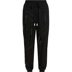 Haculla Zip-Embellished Sweatpants found on MODAPINS from Harrods Asia-Pacific for USD $408.87