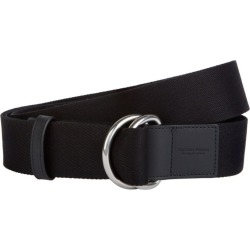 Bottega Veneta O-Ring Leather Trim Belt found on Bargain Bro UK from harrods.com