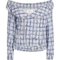 Faith Connexion Tweed Jacket found on MODAPINS from harrods.com for USD $1471.65