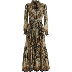 Etro Silk Catria Maxi Dress found on Bargain Bro UK from harrods.com