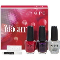 OPI + Swarovski Shine Bright 3-Piece Nail Lacquer Set found on Makeup Collection from harrods.com for GBP 35.09