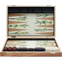 Alexandra Llewellyn Palm Backgammon Set found on Bargain Bro UK from harrods.com