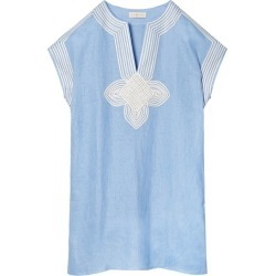 Tory Burch Embroidered Beach Tunic found on MODAPINS from harrods.com for USD $300.59