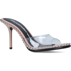 Alexander Wang Studded Leather Nova Mules 95 found on MODAPINS from harrods (us) for USD $675.00