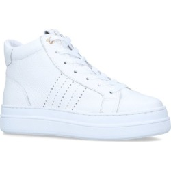 Carvela Cash High-Top Sneakers found on Bargain Bro UK from harrods.com