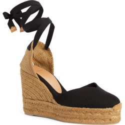Castañer Chiara Espadrille Wedges 80 found on MODAPINS from harrods (us) for USD $124.00