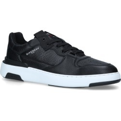 Givenchy Leather Wing Low-Top Sneakers found on Bargain Bro UK from harrods.com