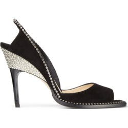 Jimmy Choo Bel 100 Leather Slingback Pumps found on Bargain Bro Philippines from harrods (us) for $897.00