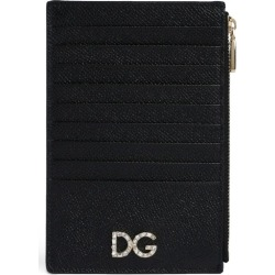 Dolce & Gabbana Leather Card Holder found on Bargain Bro UK from harrods.com