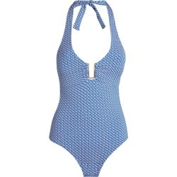 Melissa Odabash Sahara Cut-Out Swimsuit found on MODAPINS from harrods.com for USD $165.76