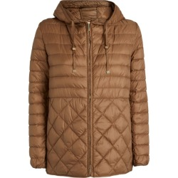 Max Mara Etresi Hooded Quilted Jacket found on Bargain Bro UK from harrods.com