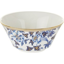 Wedgwood Hibiscus Cereal Bowl (15cm) found on Bargain Bro UK from harrods.com