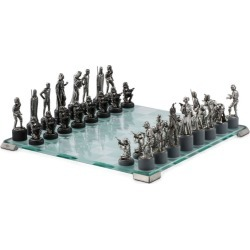 Royal Selangor Star Wars Chess Set found on Bargain Bro India from Harrods Asia-Pacific for $2079.70