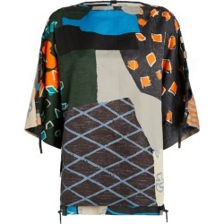 Issey Miyake Temporary Room Printed Top found on MODAPINS from harrods.com for USD $1646.03