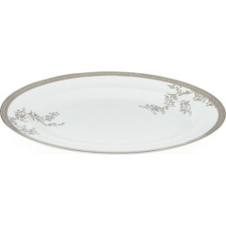 Wedgwood Lace Oval Platter (35cm) found on Bargain Bro UK from harrods.com