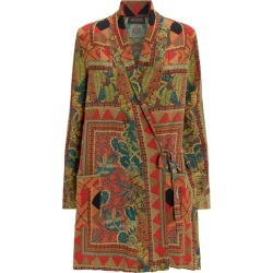 Etro Printed Silk Robe found on MODAPINS from harrods.com for USD $745.22