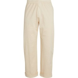 Barena Cotton Drawstring Trousers found on MODAPINS from harrods.com for USD $255.63
