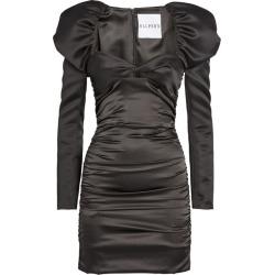 Halpern Gathered Satin Mini Dress found on MODAPINS from harrods.com for USD $1435.36