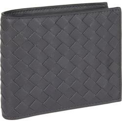 Bottega Veneta Leather Intrecciato Wallet found on Bargain Bro UK from harrods.com