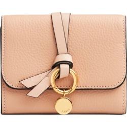 Chloé Leather Alphabet Tri-Fold Wallet found on Bargain Bro UK from harrods.com