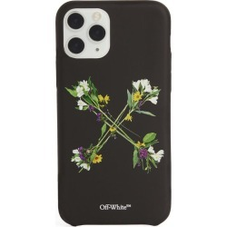 Off-White Floral Arrow iPhone 11 Pro Case found on Bargain Bro UK from harrods.com