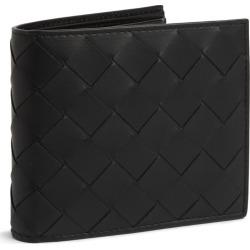 Bottega Veneta Leather Intrecciato Bifold Wallet found on Bargain Bro UK from harrods.com