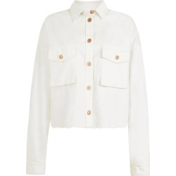 AllSaints Sol Denim Jacket found on MODAPINS from harrods.com for USD $128.46