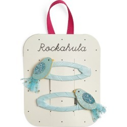 Rockahula Bella Bluebird Hair Clips (Set Of 2) found on Bargain Bro from Harrods Asia-Pacific for USD $5.87