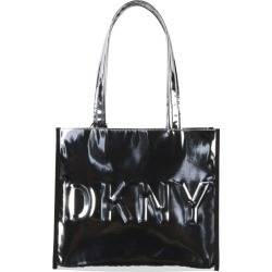 DKNY Mirrored Shopping Bag found on Bargain Bro UK from harrods.com