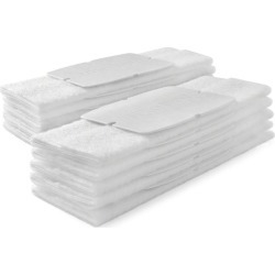 Irobot Pack Of 10 Irobot Braava Jet 240/250 Dry Mop Pads found on Bargain Bro Philippines from Harrods Asia-Pacific for $12.07