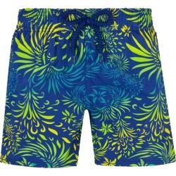 Vilebrequin Kids Floral Print Swim Shorts found on Bargain Bro UK from harrods.com