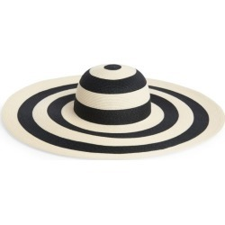 Eugenia Kim Stripe Sunny Hat found on MODAPINS from harrods.com for USD $459.83
