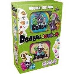 Esdevium Games Dobble Junior found on Bargain Bro UK from harrods.com