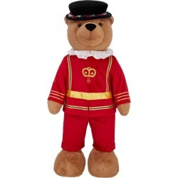 Harrods Giant Beefeater Bear (6ft) found on Bargain Bro UK from harrods.com