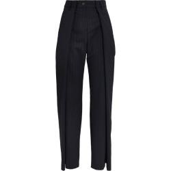 MM6 Maison Margiela Pinstripe Trousers found on Bargain Bro UK from harrods.com