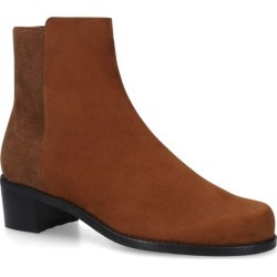 Stuart Weitzman Suede Easyone Reserve Ankle Boots found on Bargain Bro UK from harrods.com