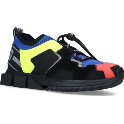 Dolce & Gabbana Mesh Colour-Block Sorento Sneakers found on Bargain Bro from Harrods Asia-Pacific for USD $589.53