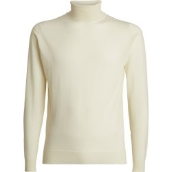 John Smedley Wool-Cashmere Rollneck Sweater found on MODAPINS from harrods.com for USD $381.04