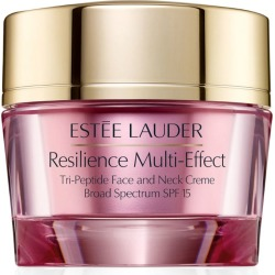 Estée Lauder Resilience Multi-Effect Tri-Peptide Face and Neck Creme SPF 15 Dry Skin (50ml) found on Bargain Bro UK from harrods.com