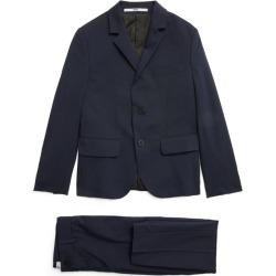 BOSS Kidswear Cotton Slim Suit (6-16 Years) found on Bargain Bro UK from harrods.com