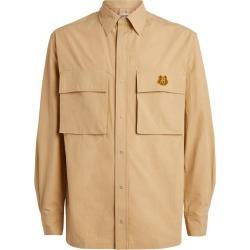 Kenzo Tiger Crest Overshirt found on Bargain Bro UK from harrods.com
