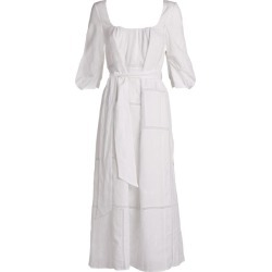 Gabriela Hearst Belted Daphine Dress found on MODAPINS from Harrods Asia-Pacific for USD $2802.46