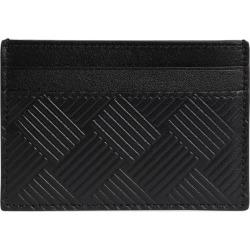 Bottega Veneta Leather Embossed Card Holder found on Bargain Bro UK from harrods.com