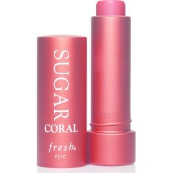 Fresh Sugar Coral Tinted Lip Treatment Sunscreen SPF 15 found on Makeup Collection from harrods.com for GBP 21.66