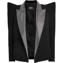 Balmain Peak-Shoulder Jacket found on Bargain Bro UK from harrods.com