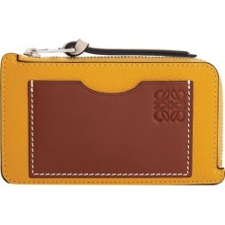 Loewe Grained Leather Anagram Coin Card Holder found on GamingScroll.com from Harrods Asia-Pacific for $458.92
