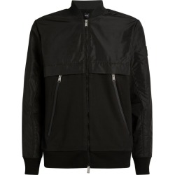 Boss Contrasting-Panels Baseball Jacket found on Bargain Bro India from Harrods Asia-Pacific for $236.34