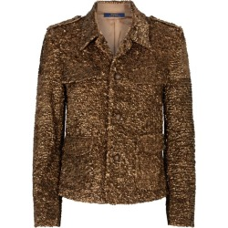 Ralph Lauren Sequin-Embellished Jacket