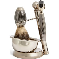 ZODIAC Nickel 3-Piece Shaving Set found on Makeup Collection from harrods.com for GBP 233.94